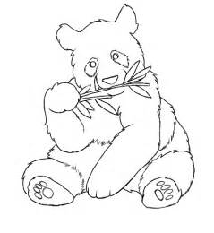 panda coloring pages panda drawings coloring coloring pages