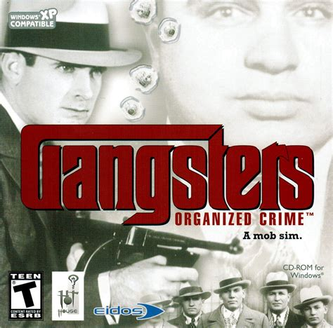 organized crime gangsters organized crime mobster sim new for pc xp