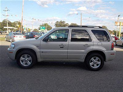auto air conditioning repair 2007 mercury mariner interior lighting sell used 2007 mercury mariner hybrid 4wd clean car fax one owner best price in farmingdale