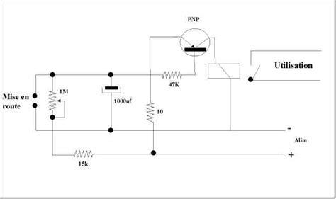 transistor pnp montage 1 transistor pnp quelconque ac132 2n2905