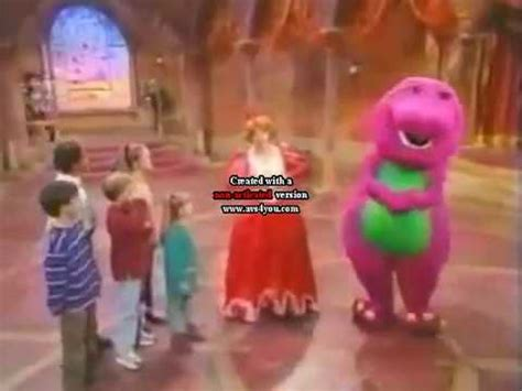 be my barney sing along with barney is the reason for s