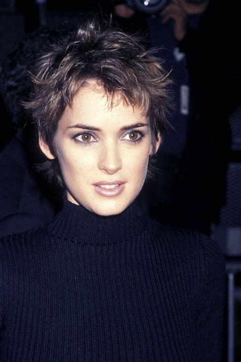 pixie haircuts winona 10 celebrities who are rocking their pixie cuts hairchalk