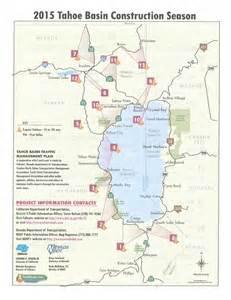 tahoe california map 2015 tahoe basin construction season map trinkie watson