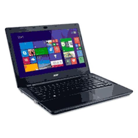 Laptop Acer Tipe Aspire Es 14 acer aspire es14 es1 431 p1sh black asianic distributors inc philippines