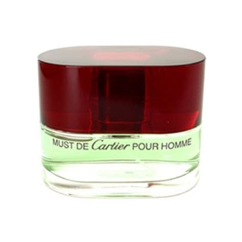 osmoz must pour homme s cartier