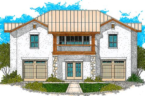 south texas house plans texas country guest house plan 12528rs architectural