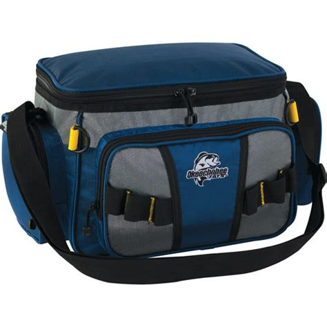 okeechobee fats small soft sided tackle bag blue