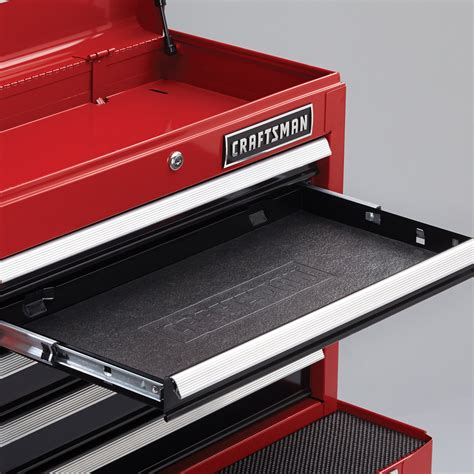 non slip foam drawer liners with craftsman emboss for top