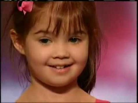 amazing auditions 15 olivia binfield britains got kaitlyn maher 4 year old singer on america s got talent