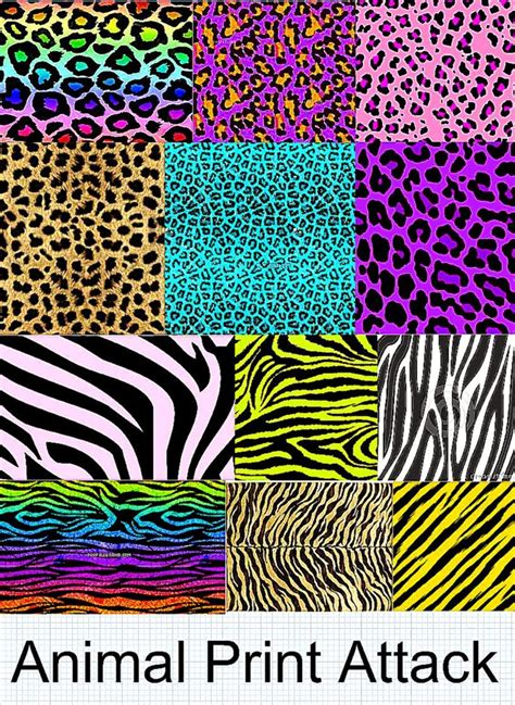 6 best images of free printable animal prints animal neon zebra backgrounds free hd wallpapers