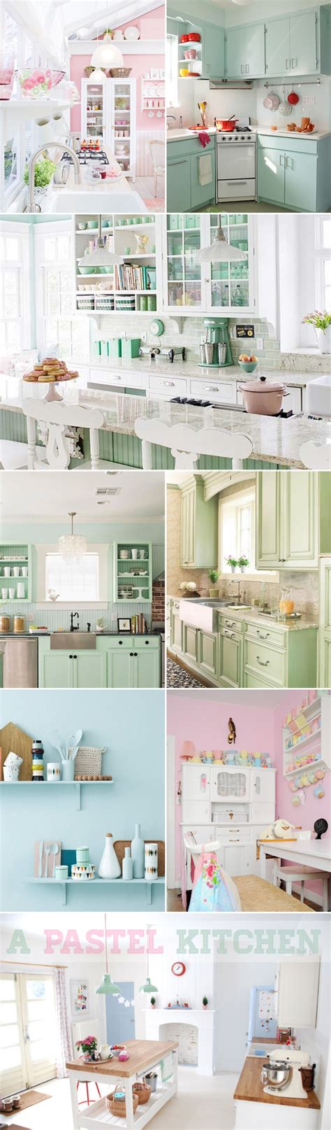 pastel kitchen ideas pastel kitchen tjihome