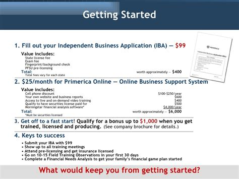 Primerica Background Check Ssystem