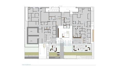 Ambulatory Surgery Center Floor Plans by Gallery Of Ucla Outpatient Surgery And Oncology Center