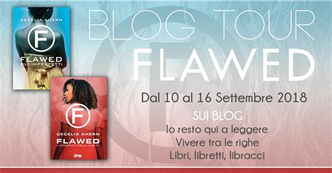 libri libretti libracci recensione blogtour flawed gli imperfetti cecelia ahern