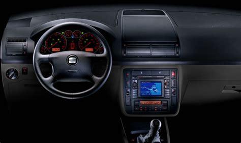 seat interni seat alhambra 1 9 tdi t t 4 2002 usato panoramauto