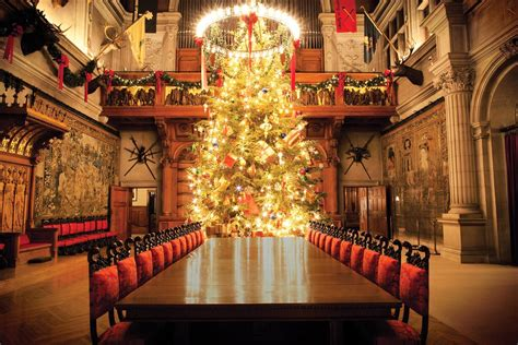 the candlelight tour and christmas at the biltmore estate