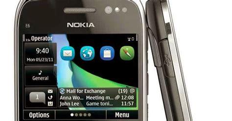 Hp Nokia E6 harga dan spesifikasi nokia e6 terbaru 2014 oto teknologi