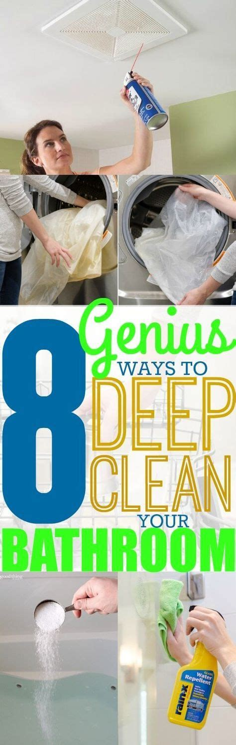bathroom deep cleaning 17 best ideas about deep cleaning on pinterest cleaning