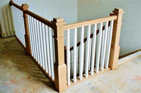 Stair Rail Balusters Wood Balusters Stair Rail Design