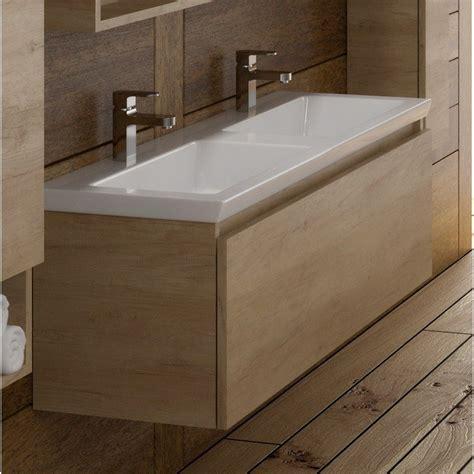 mobile bagno doppio mobile bagno doppio lavabo sospeso 120cm modello s 120b