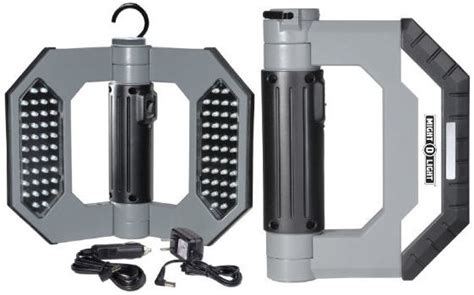 might d light charger cool portable led light array