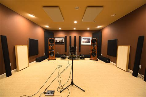 acustic room helping venhaus audio improve his room acoustics acoustic frontiers