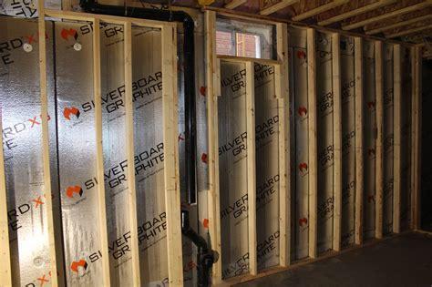 basement foundation insulation interior exterior amvic