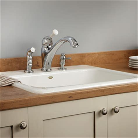 Eljer Kitchen Sinks Eljer Unimount Kitchen Sink Product Detail