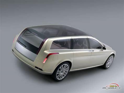 volvo minivan 2003 沃尔沃 vcc 概念车
