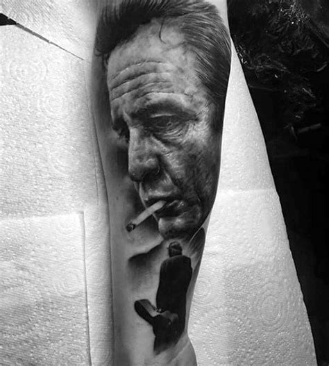johnny cash tattoo designs 50 johnny designs for musician ink ideas