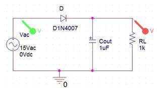 shunt capacitor filter in half wave rectifier half wave rectifier with capacitor filter 28 images figure 4 16b half wave rectifier with