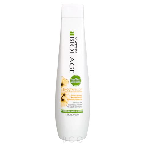 Biolage Smoothproof Shoo matrix biolage smoothproof conditioner care choices