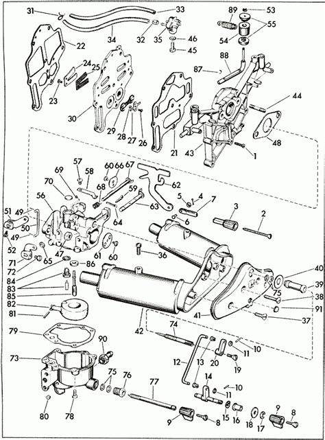 ski boat engine parts johnson boat motor parts diagram automotive parts