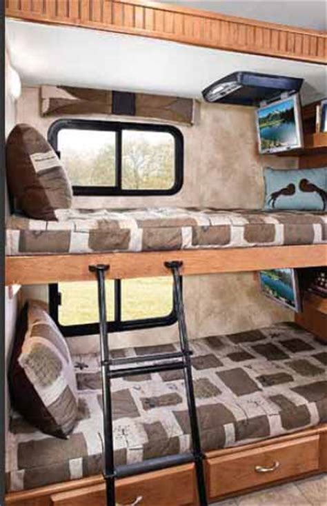 motorhomes with bunk beds class a rv with bunk beds