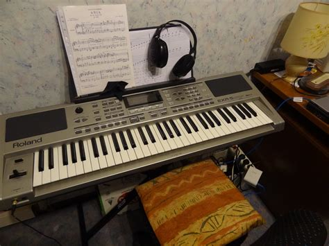 Keyboard Roland Exr5s Baru roland exr 5 image 547973 audiofanzine