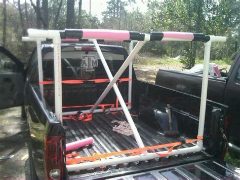 Kayak Rack For Truck by Cheap Or Diy Kayak Rack Help Need To Get A 13ft Yak In A