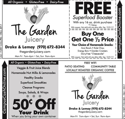 coupons archive page    campus cash coupons  web coupon brought    campus