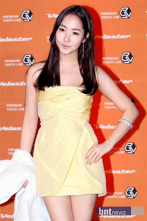 hyundai commercial actress red dress stars at hyundai s veloster launching popseoul