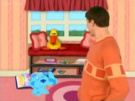 Blues Room Snacktime Playdate by Blue S Clues S6e9 Blue S Room Snacktime Playdate