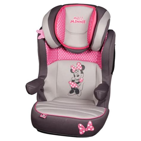 minnie mouse high back booster seat buy minnie mouse high back booster seat pink dots from our