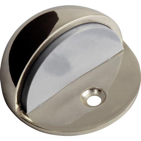 floor door stop satin toolstation