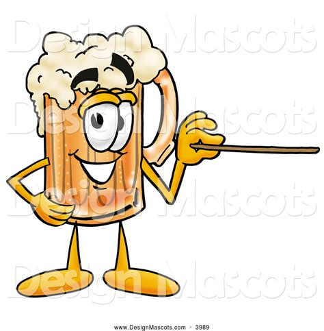 cartoon beer royalty free mug of beer stock mascot designs page 2
