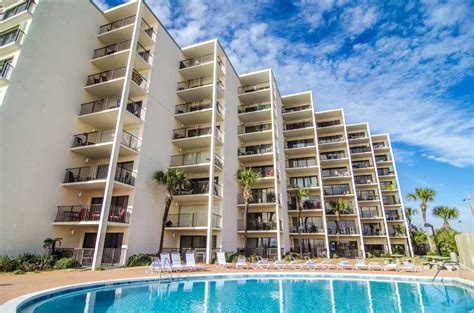 3 bedroom condos in panama city beach moondrifter beach resort a condo with ample room for families