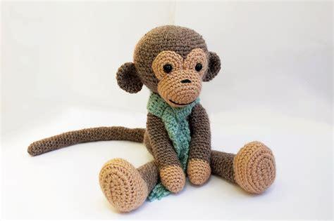 amigurumi monkey amigurumi monkey by anattzach on deviantart
