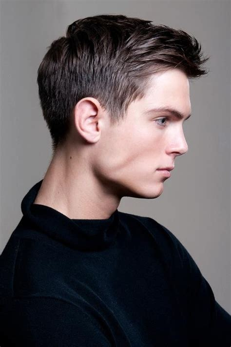short scissor boys haircuts look book