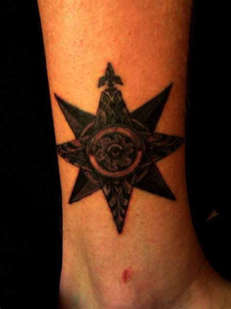 compas tattoo compass tattoos