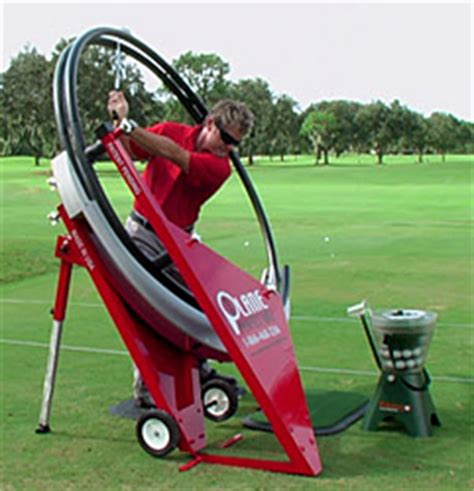 golf machine swing the plane perfect golf machine academy model at