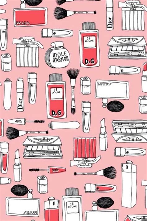 makeup wallpaper pinterest makeup wallpaper girly pinterest wallpaper for