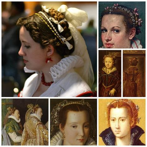 renaissance hairstyles history 90 best images about history of make up beauty on