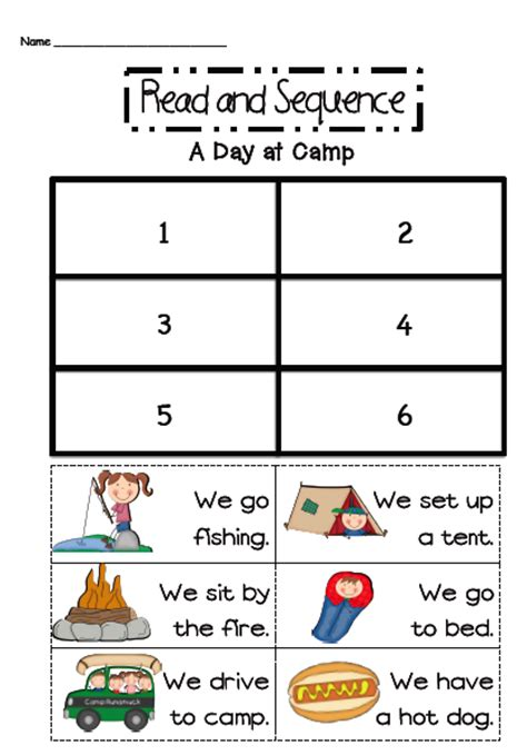 Sequencing Worksheets 2nd Grade by 1st Grade 187 Sequencing Worksheets 1st Grade Printable